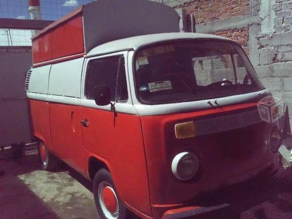 Combi Food Truck
