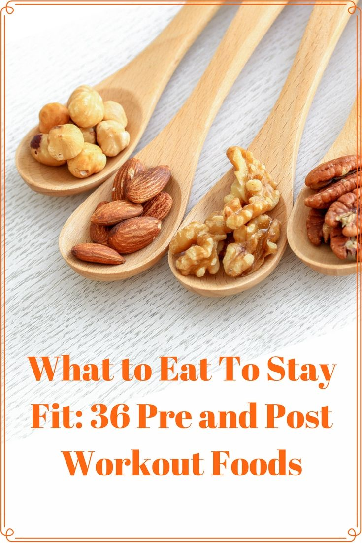 Are you looking for ideas on what to eat before a morning workout? Or which snacks are preferable to grab after an evening workout? Whether you are only mildly healthy nutrition-addicted fit foodie or entirely protein-obsessed Olympic athlete, our list may come in handy! https://fitvize.com/2016/11/28/what-to-eat-to-stay-fit-36-pre-and-post-workout-foods/