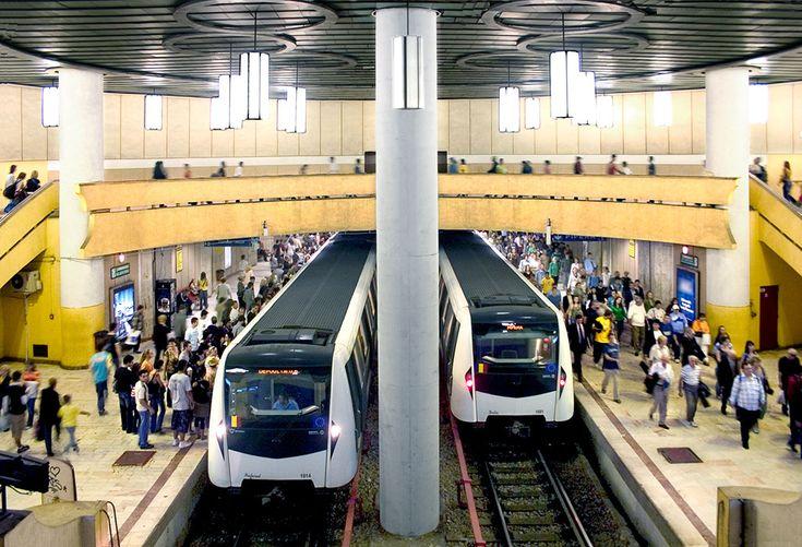 Bucharest Metro - Wikipedia, the free encyclopedia