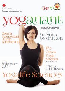 Yoga life Newsletter.....Indore based Yoga Community.
