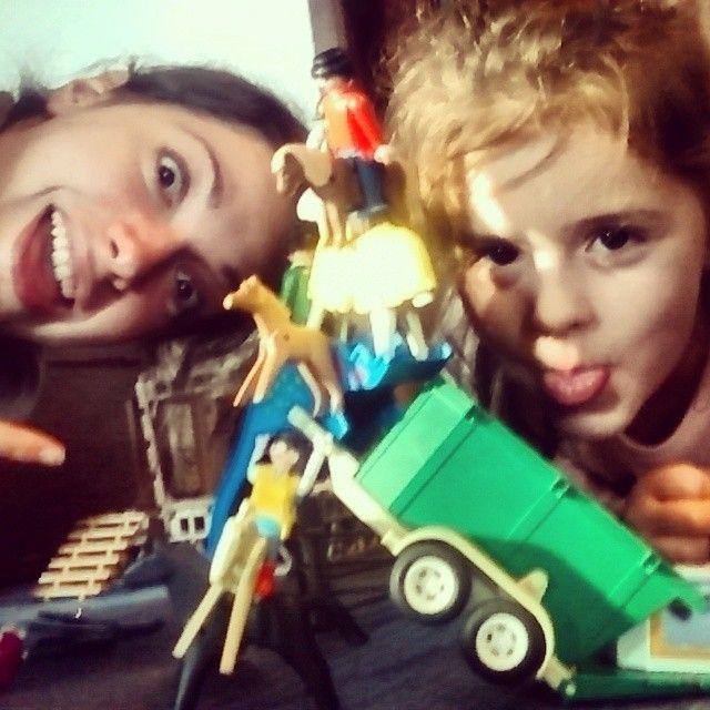#playmobil #pyramide #christmas #family #whaaaaat #toulouse #noel2014 #enattendantleperenoel