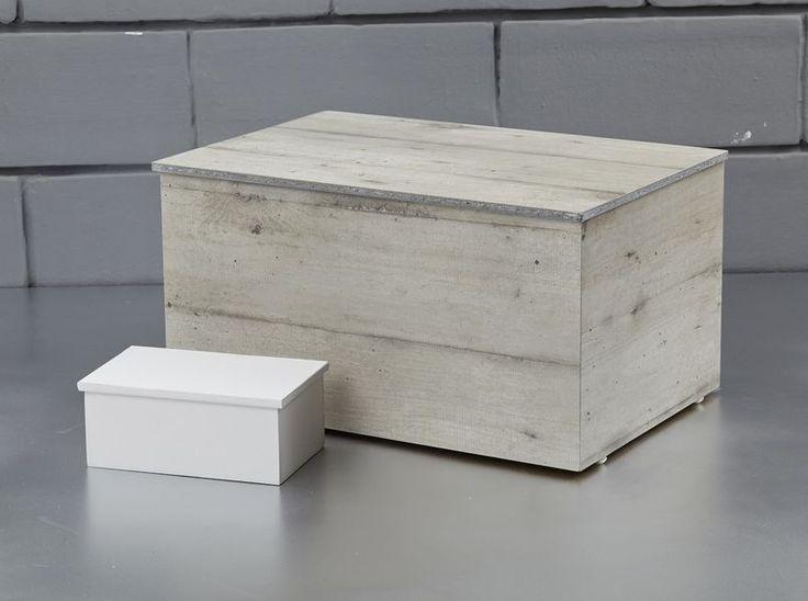 Κουτί με εμφάνιση ξύλου