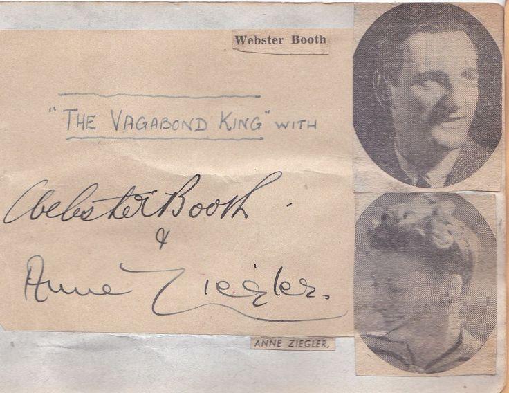 Autograph 1943