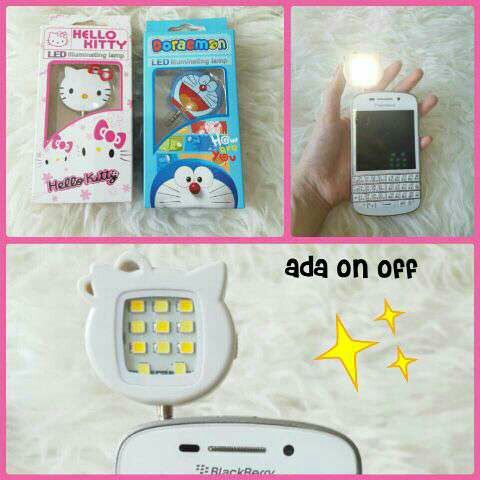 #flashled #hellokitty & #doraemon @ 70.000