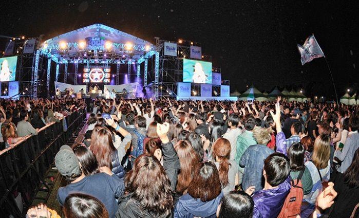 난지한강공원에서 락음악의 뜨거운 열기로 가을의 시작을 알리다 , 레츠락 페스티벌