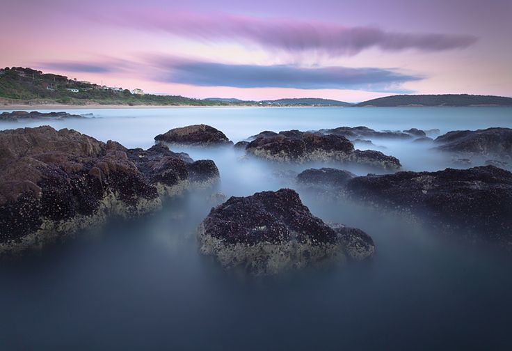 Taken in December at Park Beach, Tasmania on a trip home for Christmas. One of my favourite places to take photos.: Magic Clothing, Wise Photography, Parks Beaches, Exposure Photography, Long Exposure, Photographers Inspiration, Neutral Density, Alex Wise, Alex O'Loughlin