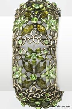 Olive Green Bracelet £5