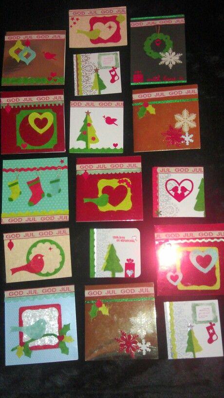 Juekortl | Christmas cards