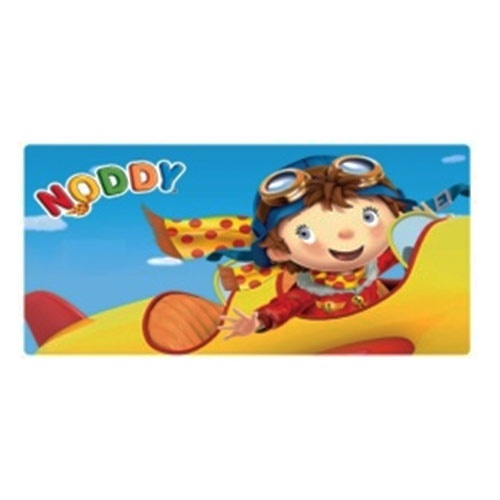 Noddy Rectangle Shaped Cushion- Noddy and Aeroplane [TSSTNRCNA] - ₹299.00 : Toyzstation.in, The online toys store