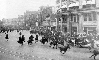 The Winnipeg riot ushered in an age of labor rioting and dissatisfaction. People began to question why the pay for labor was so low and housing costs so high. This riot also began an openly hostile relation between the government and labor unions and their leaders. Union leaders promoted dissatisfaction and rebellious ides amongst workers and the government moved in to squash these thoughts citing communist (Bolshevik) supporters behind these movements.