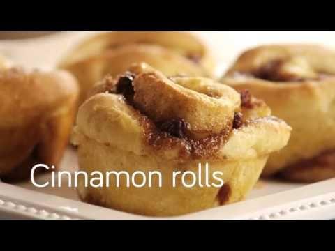 Cinnamon rolls (kaneelbroodjes)