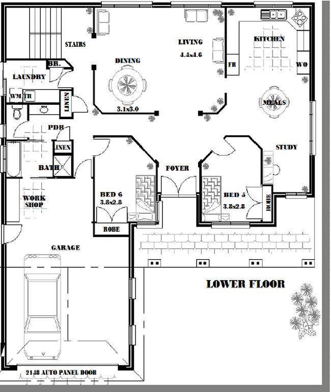 37 best two 2 storey house plans images on pinterest for Study bed plans