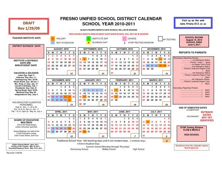 Fresno Calendar Events