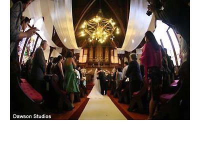 St Johns Presbyterian Church San Francisco Wedding Chapel Ceremony Reception