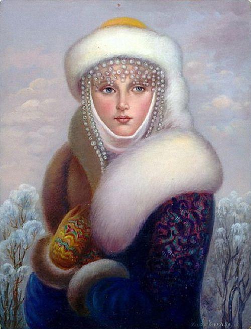 Galina Dubovikova: