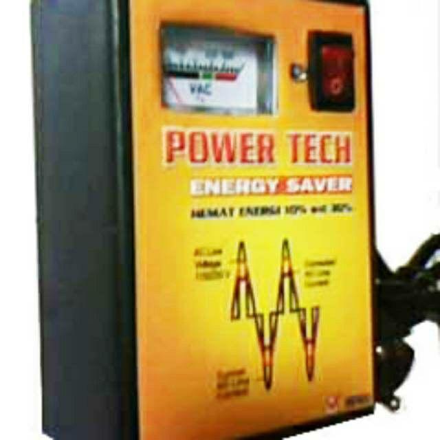 Penghemat listrik power tech 1300W