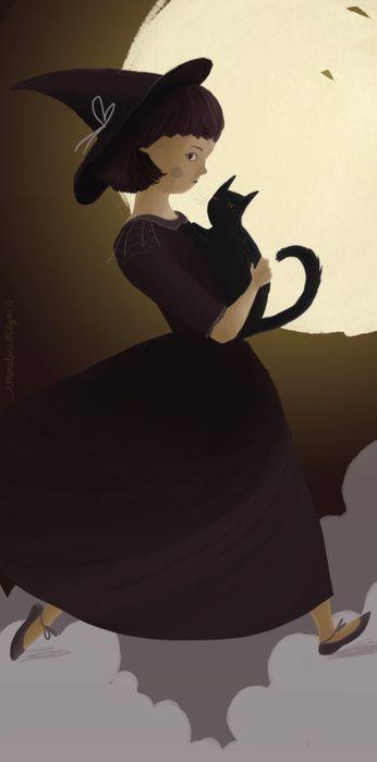 Witching Hour by Emmeline Pidgen