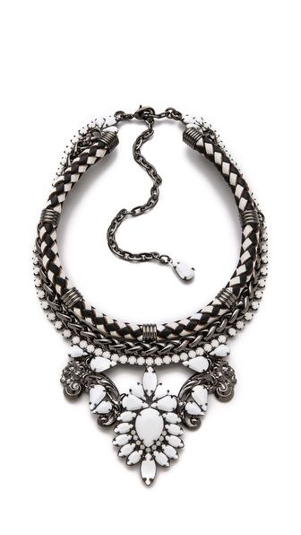 Auden statement necklace
