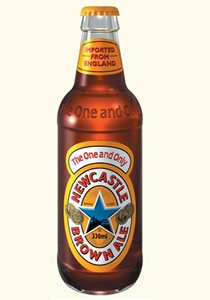 Newcastle Brown Ale - The Caledonian Brewery United Kingdom (Scotland)