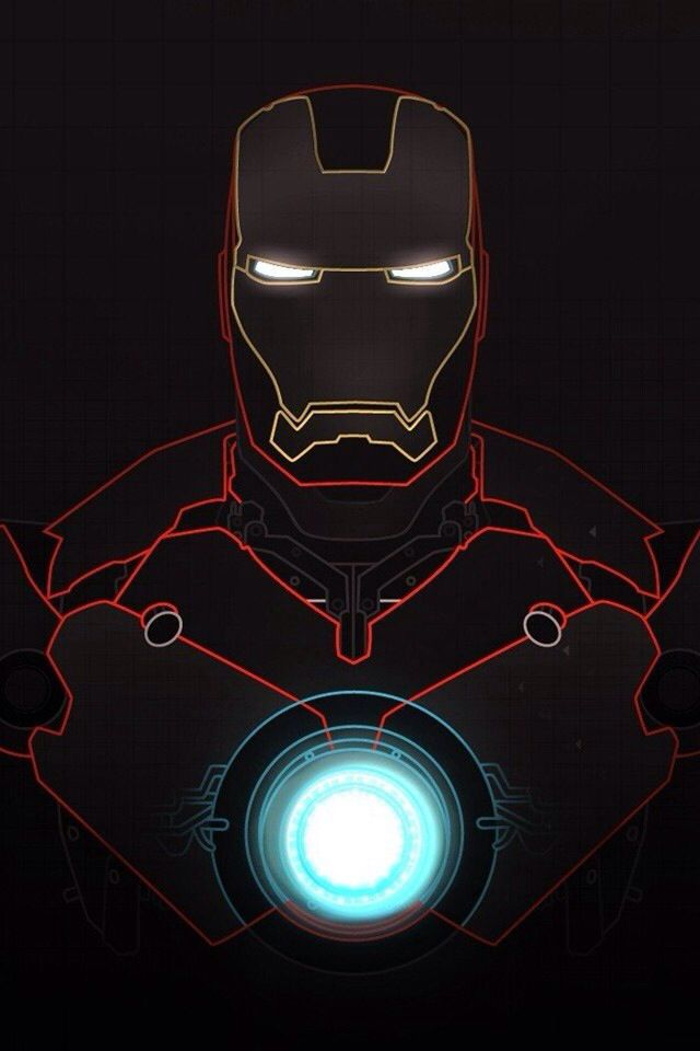 Ironman Iphone 4 Wallpaper | Super Hero: Marvel ...
