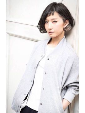 【2015春夏】おしゃれで可愛いボブ髪型♡流行のボブヘア画像 - NAVER まとめ
