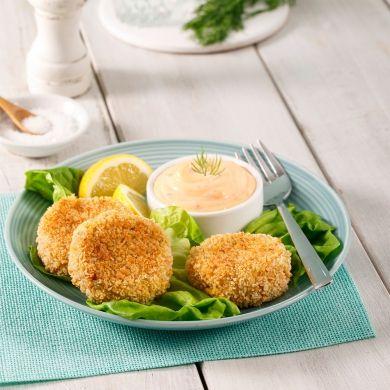 Croquettes de saumon et légumes - Soupers de semaine - Recettes 5-15 - Recettes express 5/15 - Pratico Pratique