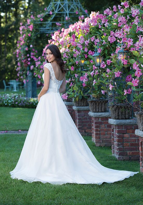 Sincerity Bridal 3912 A-Line Wedding Dress