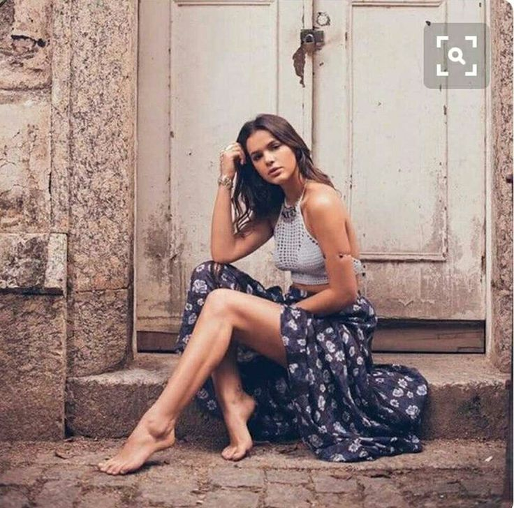 Instagram aesthetic gypsy wild spirit pic photography long skirt fashion tumblr girl cuba Cigana espírito livre foto fotografia saia longa moda garota mulher