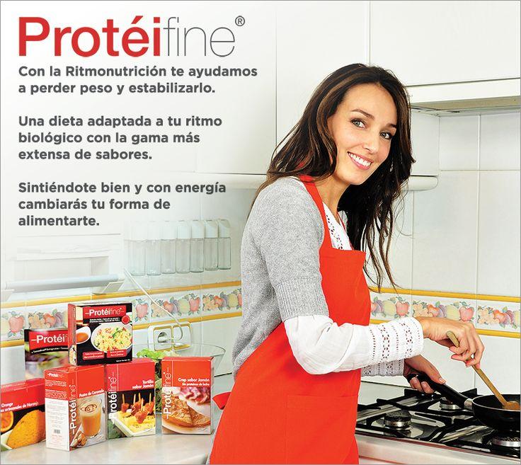"""Plan Nutricional de Aporte Normoproteico - #Protéifine  Obtené más información sobre el Plan Protéifine, ingresando en nuestra página oficial http://www.ysonut.com.ar/ o hacé tus consultas por """"privado"""".  #sobrepeso #nutrición #salud"""