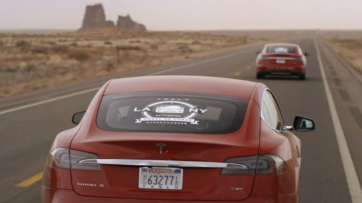 Tesla Motors: Please infringe on our patents for the greatergood