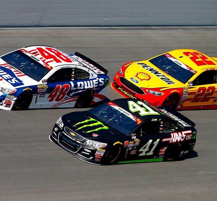 ...and NASCAR now. I really like it. The position fights the culture the V8 rawness and of course the look of the cars. Couldn't care less that they always race in a circle. #cars #car #automotive #auto #automoto #carlifestye #carsofinstagram #horsepower #instacar #instacars #drivetastefully #petrolhead #blacklist #cargram #carstagram #carinstagram #carswithoutlimits #amazingcars247 #nascar #sprint #sprintcup #stockcar #48 #jimmiejohnson