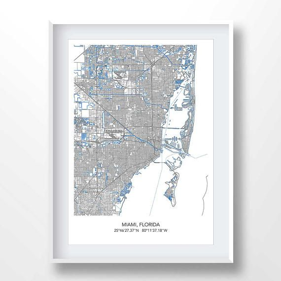 Worksheet. Best 25 Miami map ideas on Pinterest