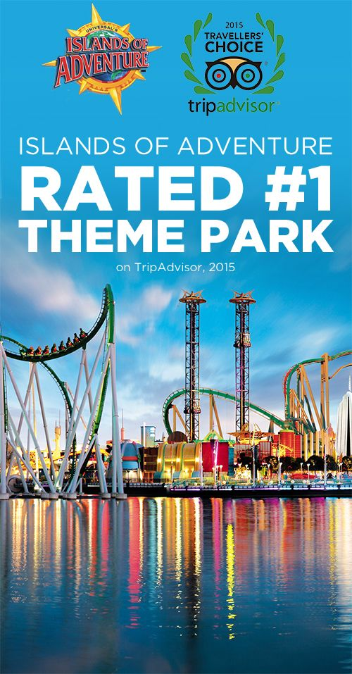 Rated the #1 Theme Park in the World. Top 25 Amusement Parks — World