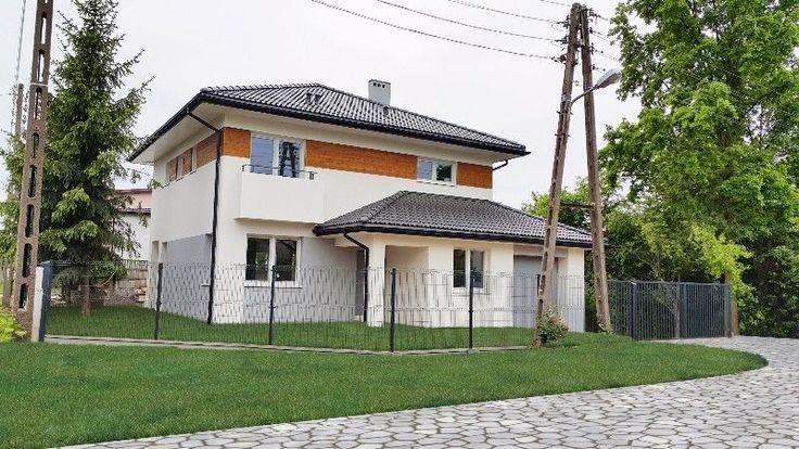 Projekt domu Szmaragd 3