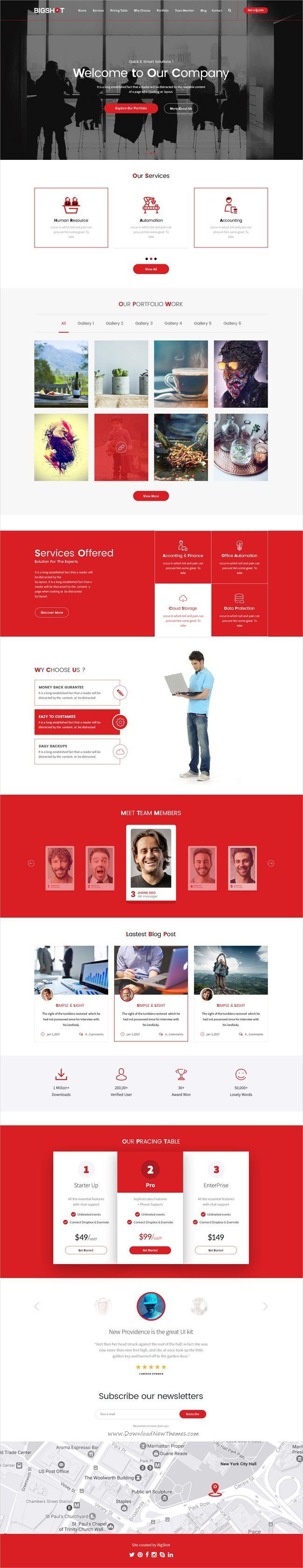 Best 25+ One page website ideas on Pinterest   Web layout, Un ...