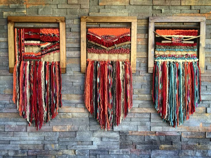 Un favorito personal de mi tienda Etsy https://www.etsy.com/es/listing/275810598/woven-wall-hanging