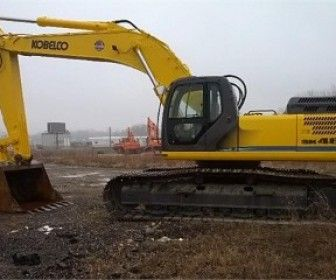 Get Free Price Quotes For Used 2006 Kobelco SK480 Excavator @ OnlineMachineryShop.Com
