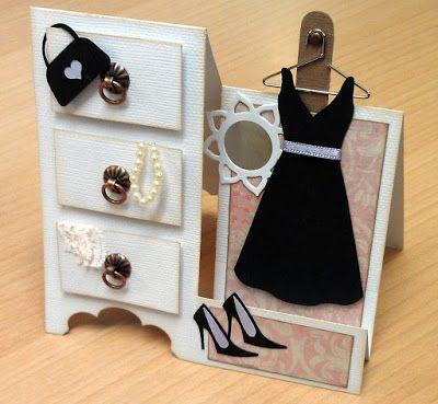 wardrobe card