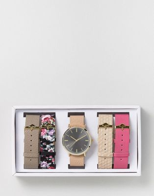 ALDO Perucca  Multi Strap Watch