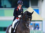 Team GB riders led by Charlotte Dujardin win dressage silver at Rio Olympics 2016
