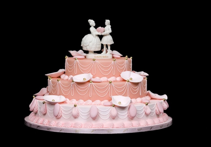 Entremets Marie Antoinette Laduree  Burlington Arcade Weddings 2013 ...