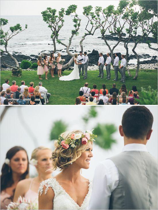 Hawaiian Destination Wedding Venue. Hale Ohi'a Kai