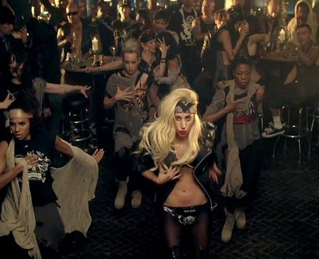 Lady Gaga's Judas in 10 Pics
