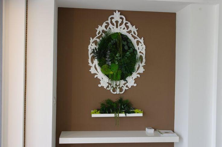 151 best tableau cadre mur v g tal paysage mural images on pinterest gutter garden plant. Black Bedroom Furniture Sets. Home Design Ideas