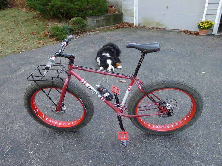 7 Best Fat Bike Front Rack Images On Pinterest Fat Bike