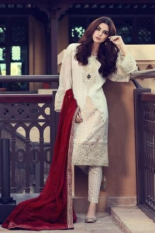 MARIA.B. Lawn Collection 2017 – 1707-A