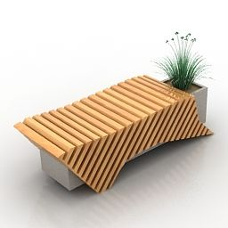 Download 3D Bench