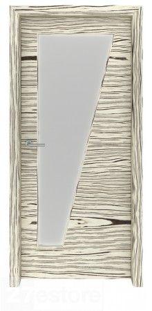This Safari White Interior Glass Door Seashore will give an elegant look to any room  #interior #design #doors #safari