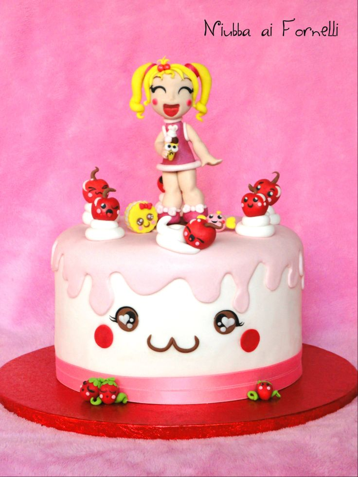 43 best My Cakes and Figures images on Pinterest Fondant