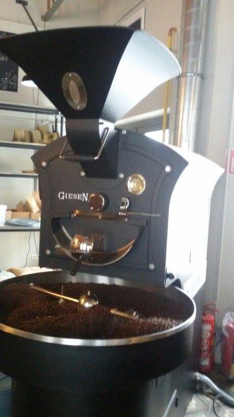 roastery vienna bestcoffeeshop coffeelover wienerprater giesen coffee roasters